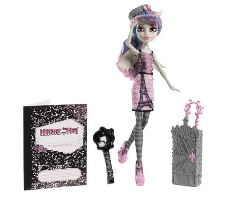 Monster High Travel Scaris Rochelle Goyle Doll - 1