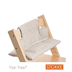 Stokke Tripp Trapp Cushion - Grey Loom