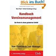 Handbuch Vereinsmanagement. Der Verein in einem geänderten Umfeld (f. Österreich)