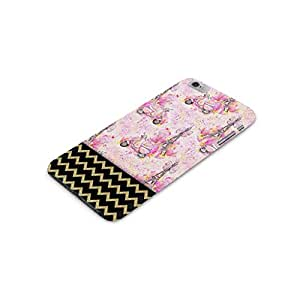 Cover Affair Paris / Pattern Printed Back Cover Case for Apple iPhone 6