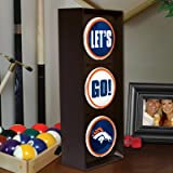 NFL Denver Broncos Let's Go Light at Amazon.com