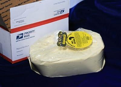 100% Organic African Ghana Shea Butter -Ivory 10 LBS