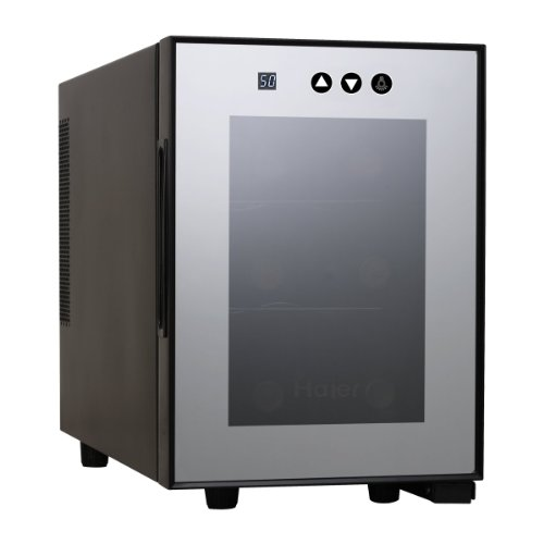Why Should You Buy Haier 6-Bottle Wine Cellar with Electronic Controls