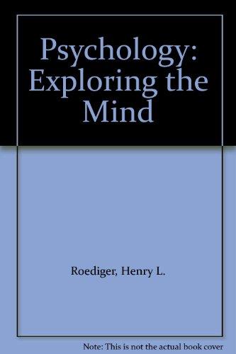 Psychology: Exploring the Mind