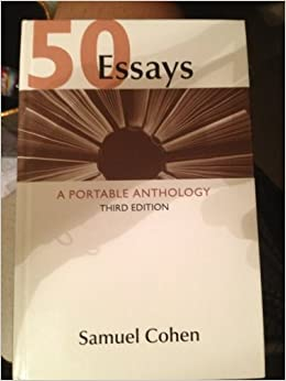 50 essays a portable anthology second edition