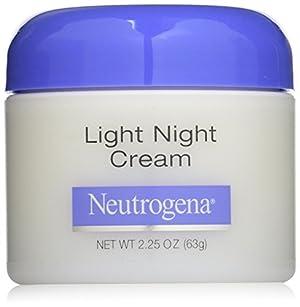 neutrogena light night cream ounce. Black Bedroom Furniture Sets. Home Design Ideas