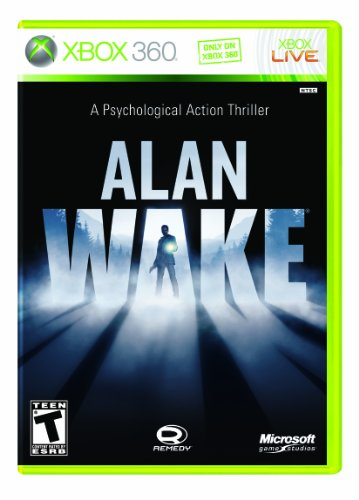 Alan Wake Picture