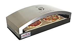 Camp Chef Italia Artisian Pizza Oven Accessory, 16-Inch by Camp Chef