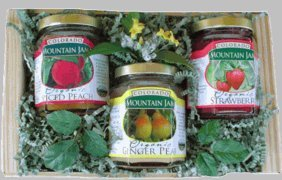 Organic Jam Sampler Gift