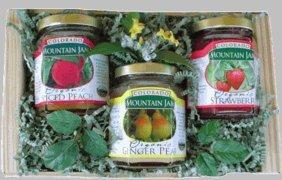 Organic Jam Sampler Gift