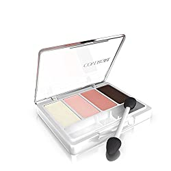 CoverGirl Eye Enhancers 4-Kit Eye Shadow - Blushing Nudes 284 - 0.19 oz