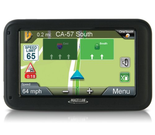 Magellan RoadMate 2230T-LM Portable GPS Navigator with Lifetime Maps and Traffic