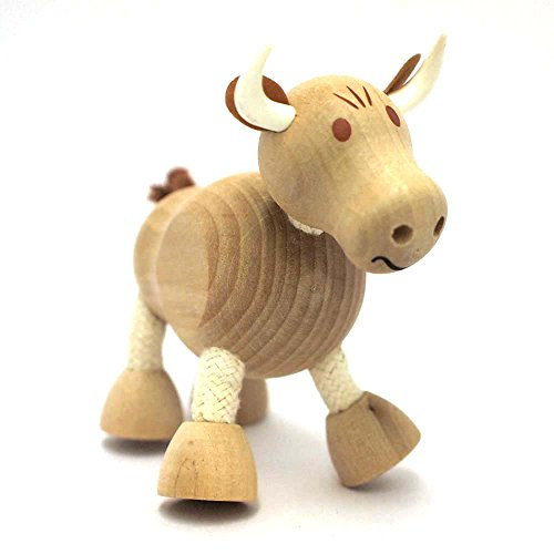 Anamalz - Farm Characters - Bull - 1