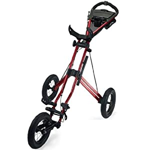New 2013 Sun Mountain (Push) Speed Golf Cart V1 (Metallic Red)! by Sun Mountain