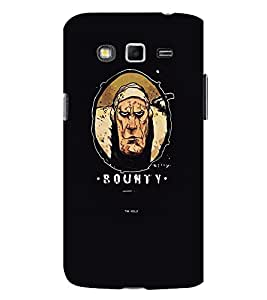 EPICCASE Bounty Mobile Back Case Cover For Samsung Galaxy Grand Max (Designer Case)