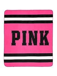 Victoria's Secret PINK Super Soft Blanket (Pink)