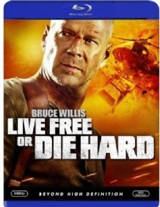 Cover art for  Live Free or Die Hard [Blu-ray]
