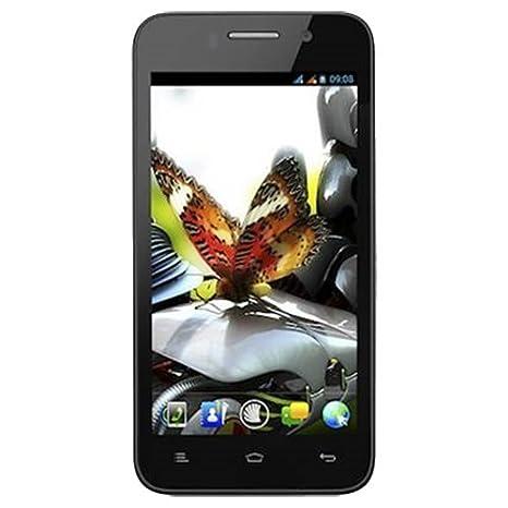 NGM Forward Infinity Smartphone débloqué (Ecran: 4.5 pouces) Noir (import Italie)