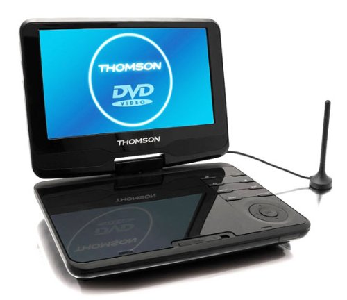 lecteur dvd portable avec tuner tnt integre pas cher. Black Bedroom Furniture Sets. Home Design Ideas