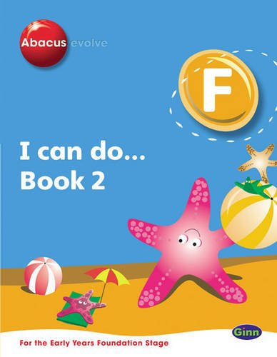 Abacus Evolve Foundation: I Can Do Book 2 Pack of 8: I Can Do Bk. 2 (Abacus Evolve Fwk (2007))