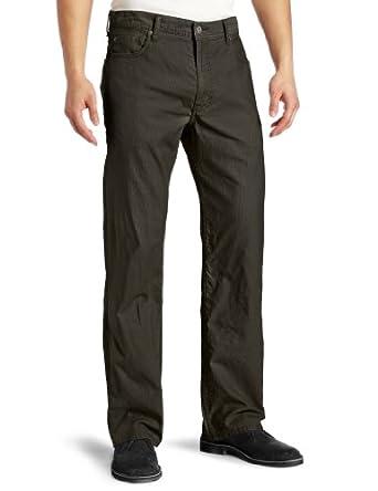Dockers Men's 5 Pocket Classic Fit Flat Front Pant, Battleship Grey, 29x30