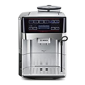 Bosch Coffee Maker Hot Water : Bosch TES60759DE coffee maker - coffee makers (Freestanding, Ground coffee, Fully-auto, Caffe ...