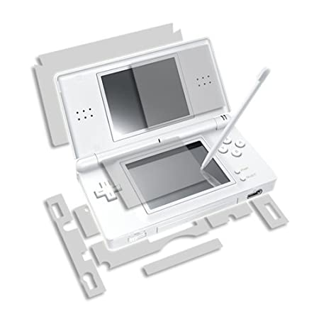 Skinomi TechSkin - Skin Protector Shield Full Body for Nintendo DS Lite + Lifetime Warranty