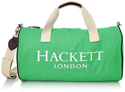 hackett-london-peterfield-duffle-borsone-sportivo-per-uomo-verde-mela-taglia-unica