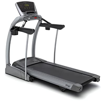 Vision Fitness Tf40 Classic Folding Treadmill from Vision Fitness