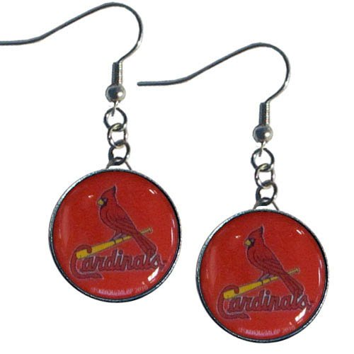 cardinals earring st louis cardinals earring cardinals