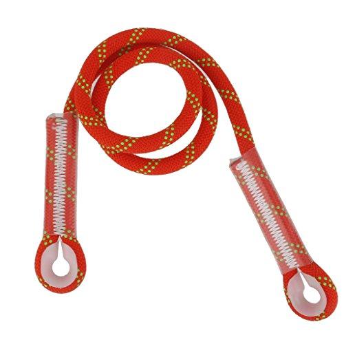 100cm-Corde-Protection-Anti-Chute-Escalade-Orange
