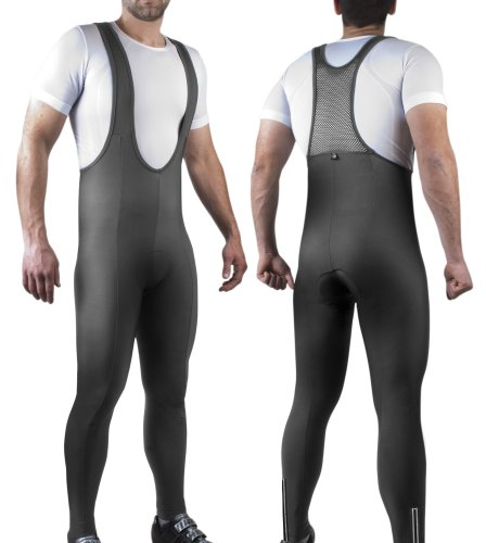 Aero Tech Designs Men'S Roubaix Performance Bib Tights - Made In Usa (Xx-Large) front-11884
