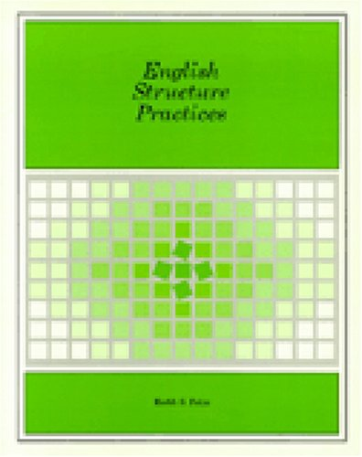 English Structure Practices, by Keith S. Folse