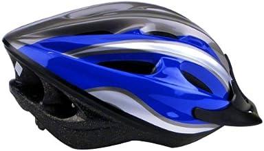 Profex STIWA Casque de vélo adulte Bleu Taille L/XL