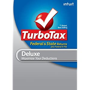TurboTax Deluxe Federal Download