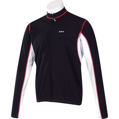 Buy Low Price Louis Garneau 2007/08 Men's Perfecto 2 Long Sleeve Cycling Jersey – Black – 7823187-020 (B000U9NOUY)