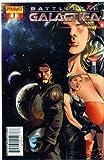 Battlestar Galactica issue # 1 (Battle Star Galactica # 1 Cover B by Billy Tan)