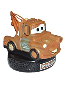Mater Statue Piggy Bank - Disney Coin Bank