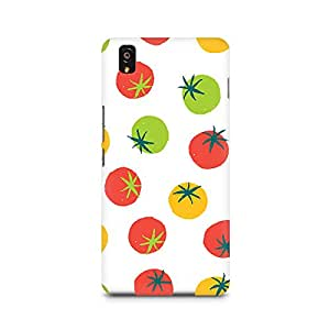 Mobicture Premium Printed Back Case Cover With Full protection For OnePlus X