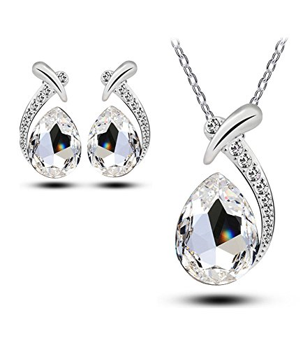 Celebrity Jewellery Water Drop Swarovski Elements