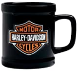 Harley-Davidson® Bar & Shield Logo Sculpted Mug. Sculpted. 99363-10V