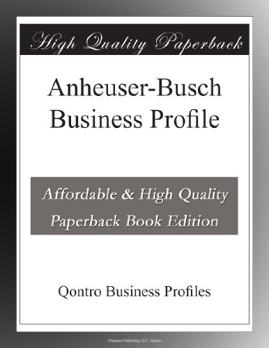 anheuser-busch-business-profile