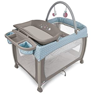 Ingenuity Washable Playard Deluxe - Sumner