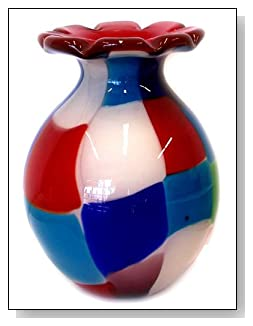 Hand Made Murano Art Glass with Certificate A34