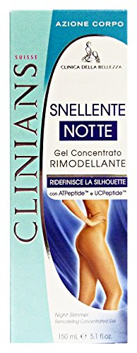 Clinians Snellente Notte Gel 150Ml