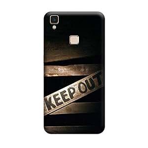 CaseLite Premium Printed Mobile Back Case Cover With Full protection For Vivo V3 Max (Designer Case)