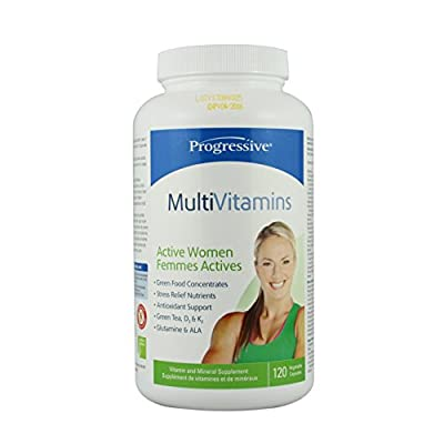 Multivitamins For Active Women