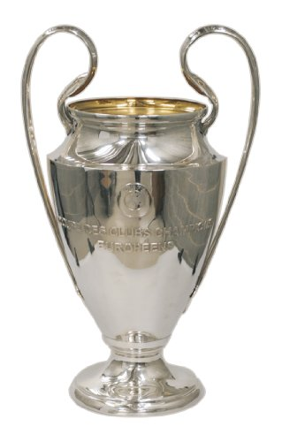 Official UEFA Champions League Trophy Replica (Stand Alone) - 3.15