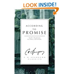 According to Promise: God's Promises to Every Christian (The Spurgeon Collection)