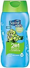 Suave Kids 2 in 1 Shampoo  Conditioner White Grapes 12 oz